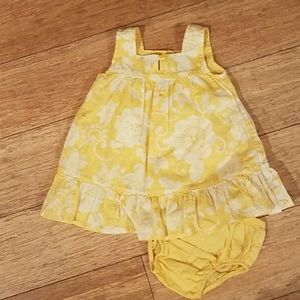 GAP Baby Dress with Bloomers